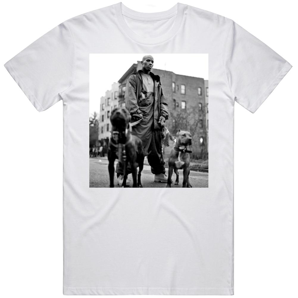 DMX Tribute Hip Hop Legend  T Shirt