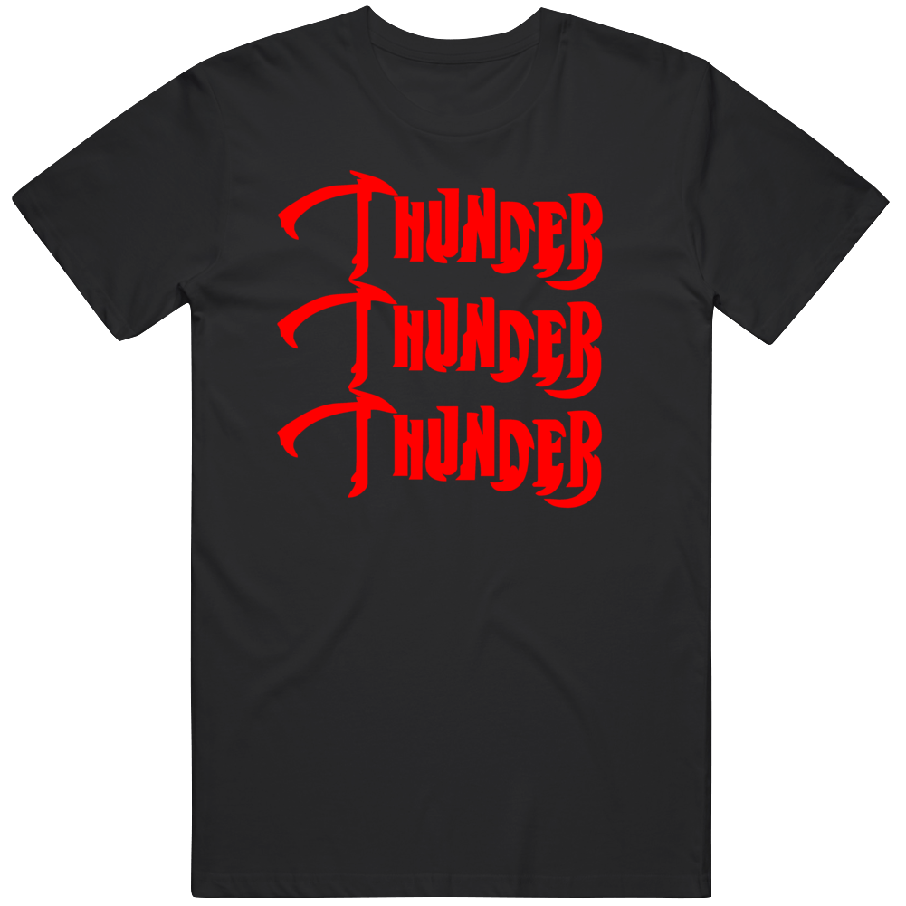 Retro Classic Thundercats Thunder Cartoon Fan  T Shirt