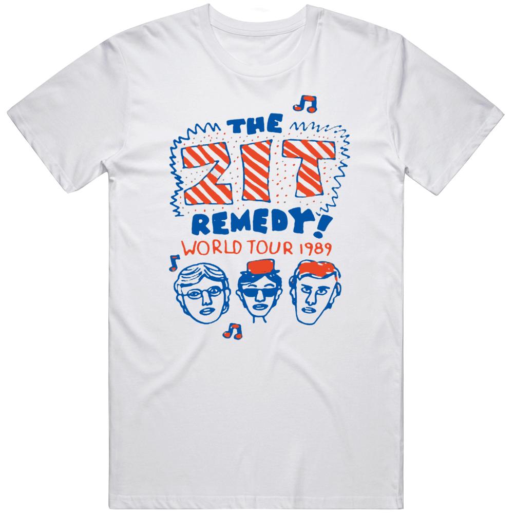 The Zit Remedy Tee Cool Degrassi High TV Show Fan T Shirt