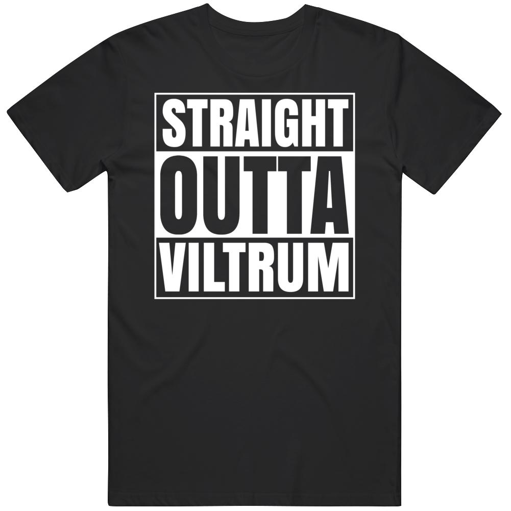 Straight Outta Viltrum Invincible Fan  T Shirt