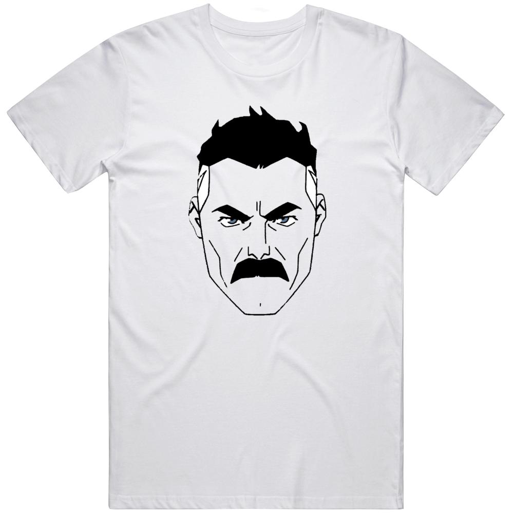Omni Man Invincible Fan v3 T Shirt