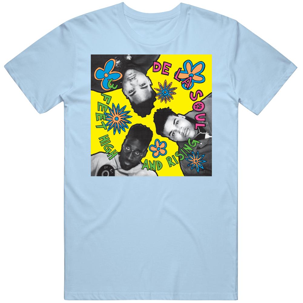 De La Soul Three Feet High And Rising Fan V3 T Shirt