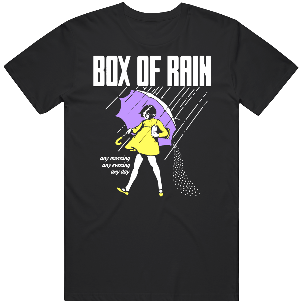 Box of Rain John Mayer Worn Smoothie King v2 T Shirt