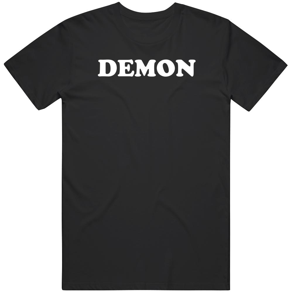 Funny COD Demon  T Shirt