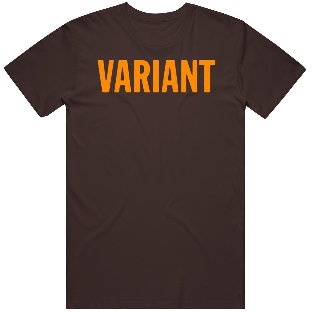 Variant Loki Series Fan  T Shirt