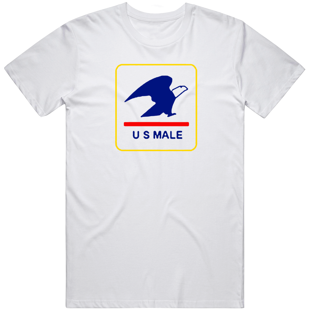 Funny US Male T Shirt