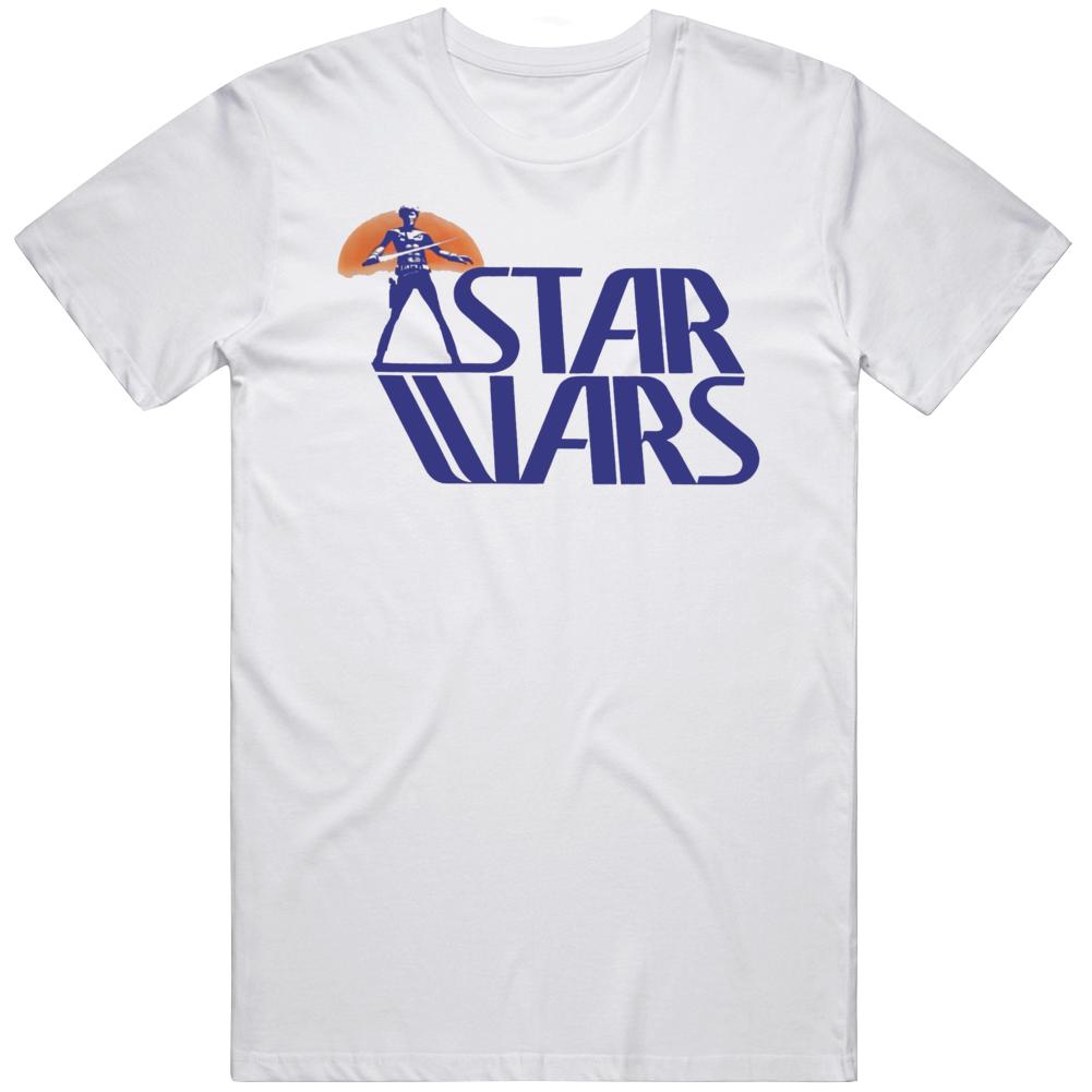 Star Wars Original Logo Movie Fan T Shirt