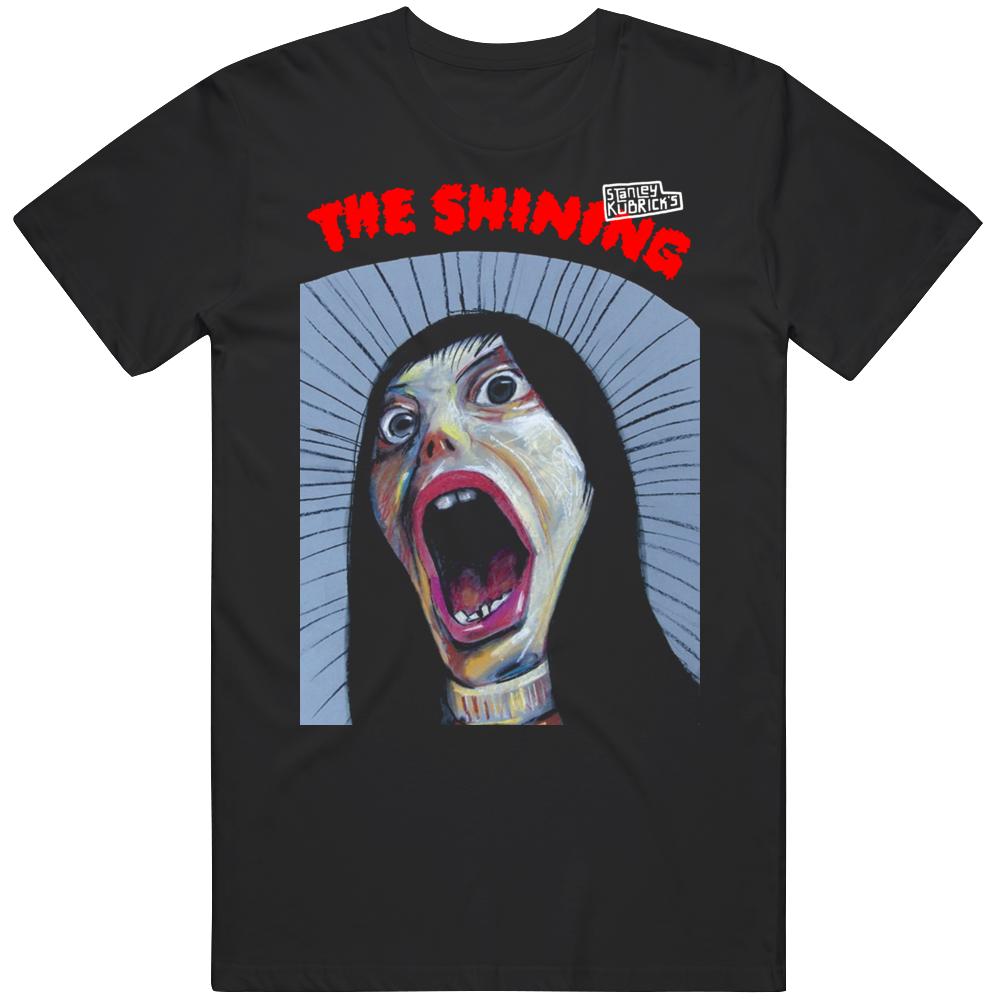 The Shining Retro Horror Classic Polish Movie  Fan T Shirt