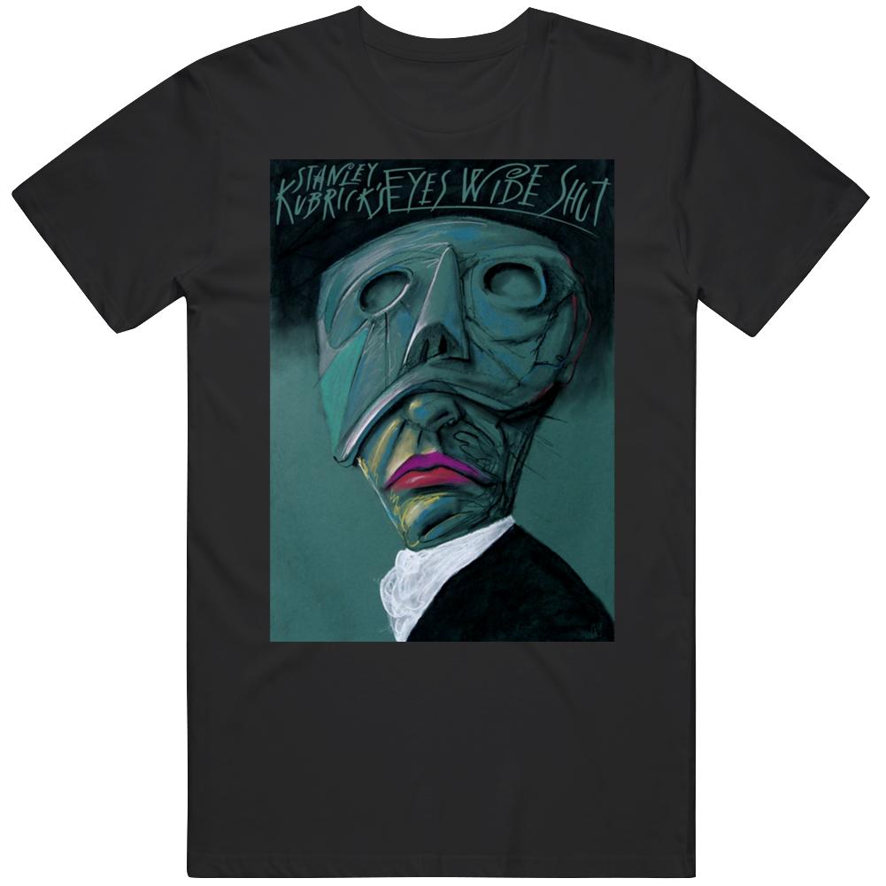 Eyes Wide Shut Retro Classic Polish Movie  Fan T Shirt