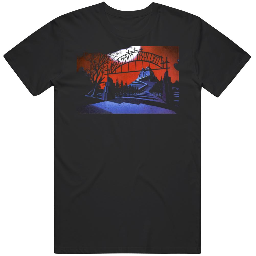 Retro Cartoon Batman The Animated Series Fan BTAS  T Shirt