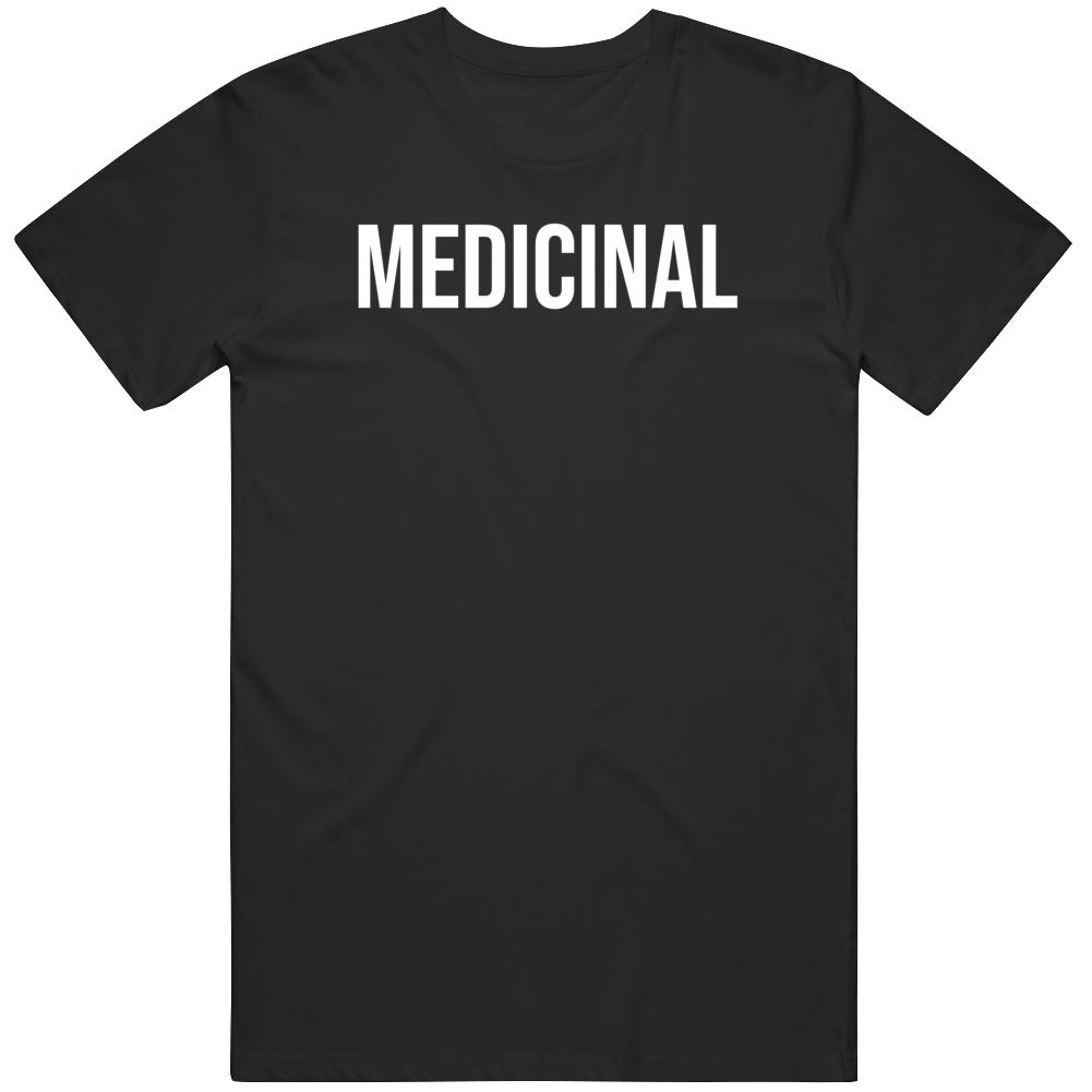 Medicinal Funny Weed Marijuana V2 T Shirt