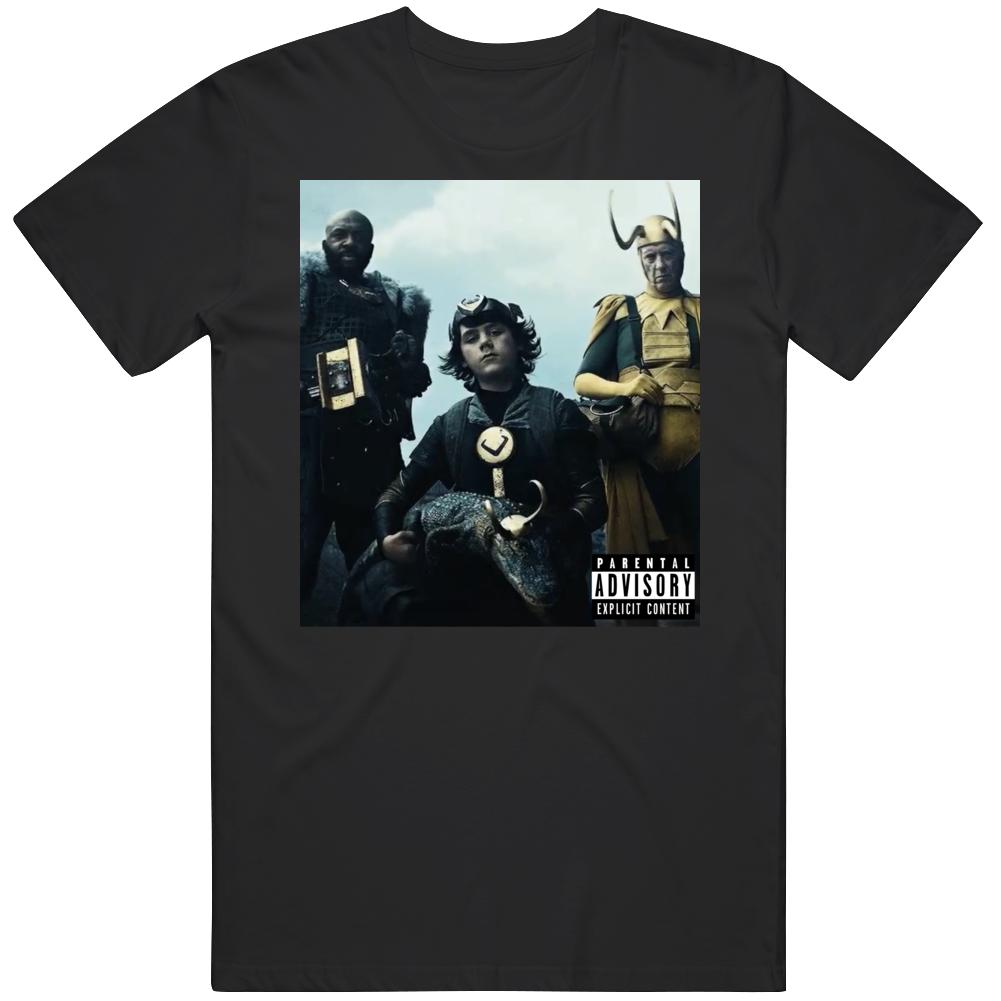 The Loki's Album Parody Loki Show Fan  v2 T Shirt