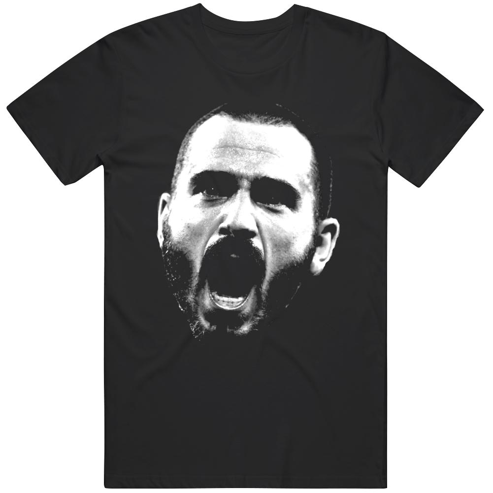 Leonardo Bonnucci Italian National Team Soccer Fan Big Head T Shirt