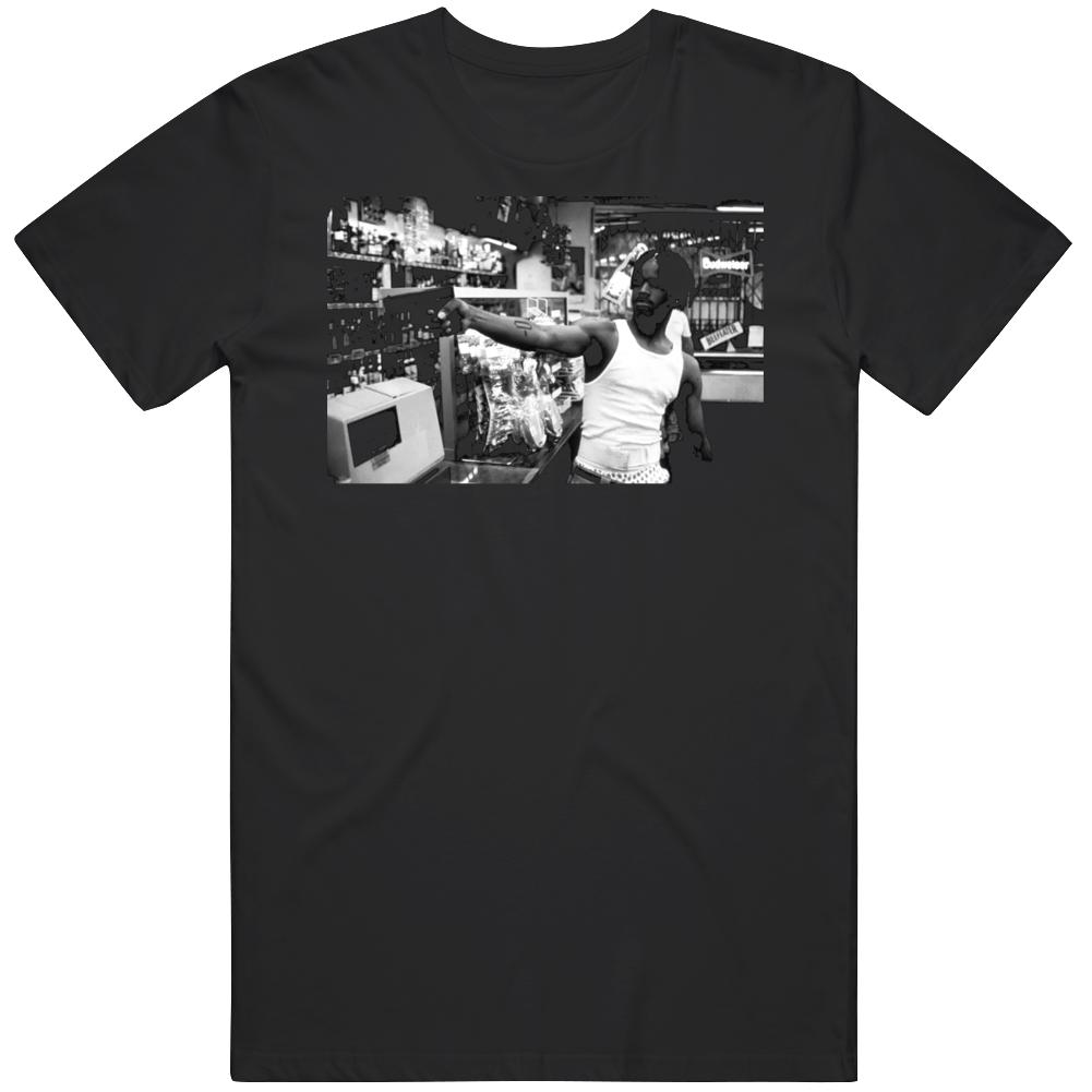 O Dog Menace to Society Cult Classic Movie Liquor Store Scene v2 T Shirt