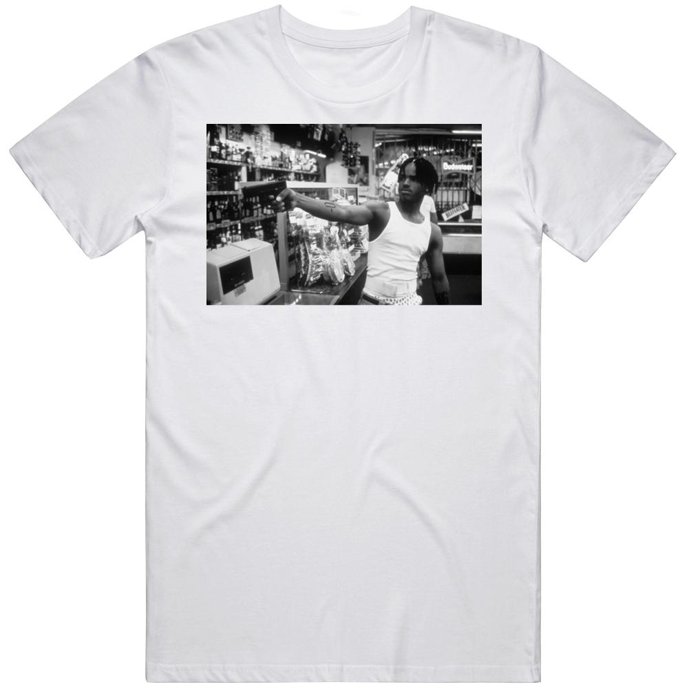 O Dog Menace to Society Cult Classic Movie Liquor Store Scene v3 T Shirt