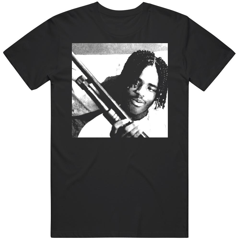 O Dog Menace to Society Cult Classic Movie Shotgun Scene v5 T Shirt