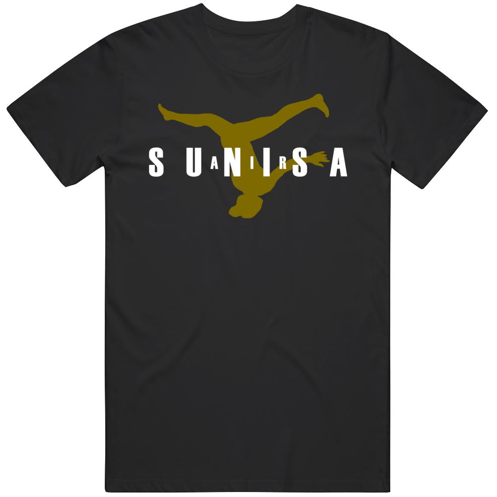 Sunisa Lee Air Sunisa Gold Medal Winner Gymnastics Fan v2 T Shirt