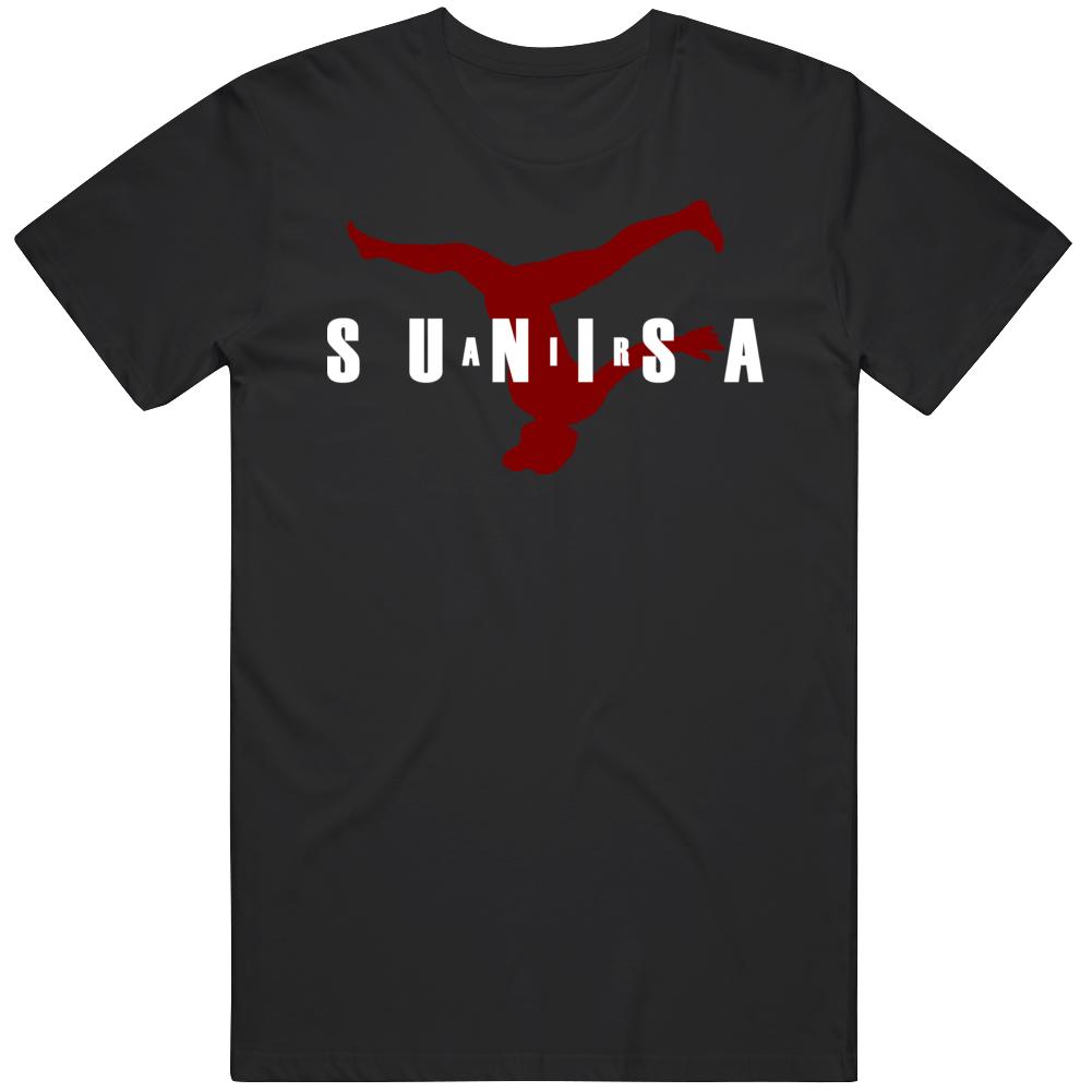 Sunisa Lee Air Sunisa Gold Medal Winner Gymnastics Fan v4 T Shirt