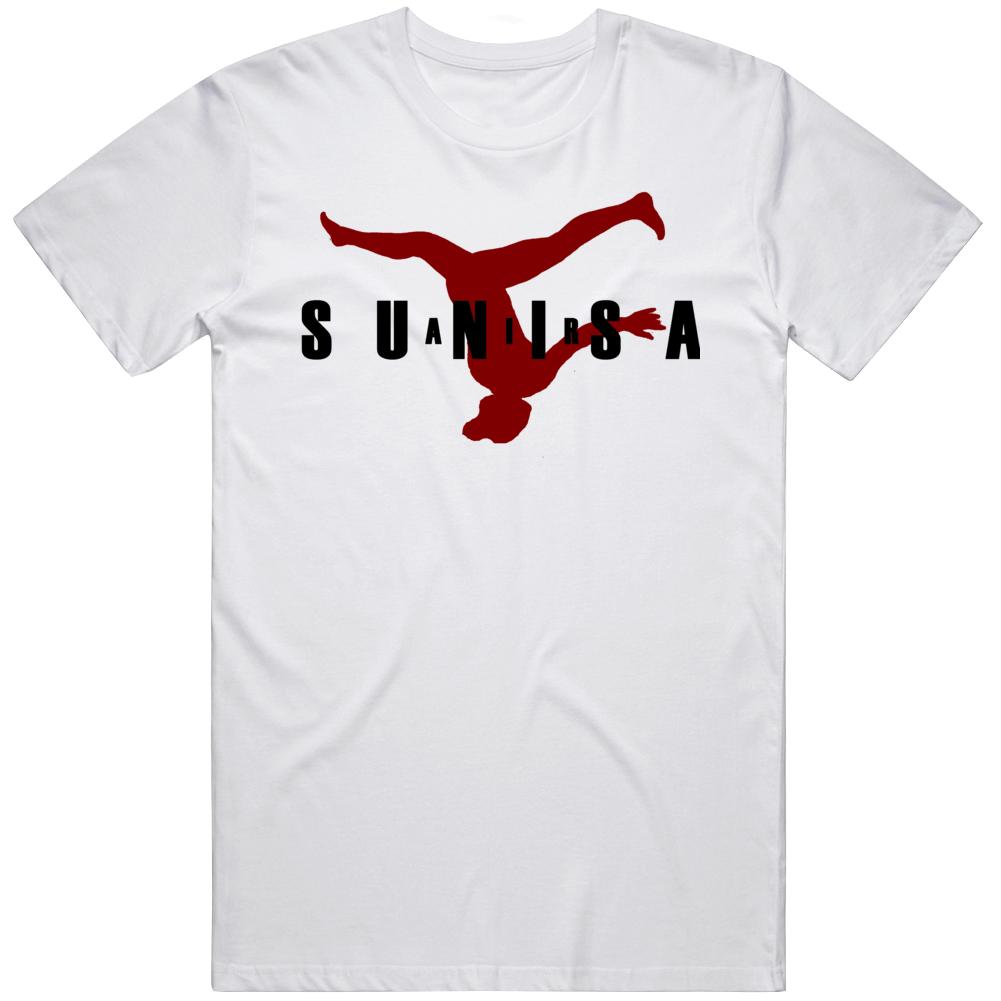 Sunisa Lee Air Sunisa Gold Medal Winner Gymnastics Fan v5 T Shirt