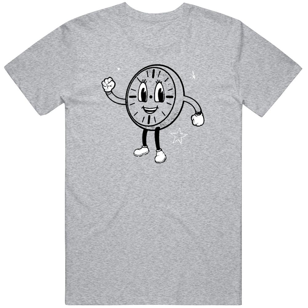 Miss Minutes Loki Series Fan Distressed V2 T Shirt