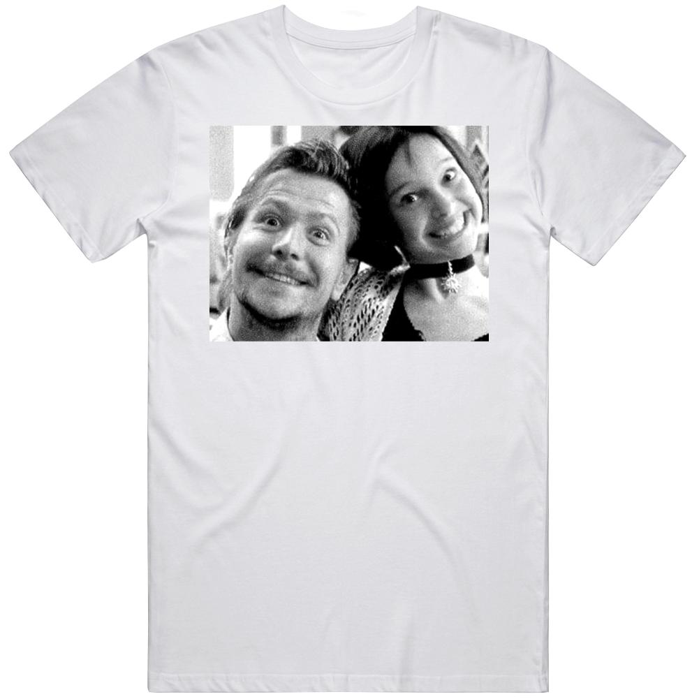 Cult Classic The Professional Leon Natalie Portman Gary Oldman Behind The Scenes Movie  Fan  T Shirt