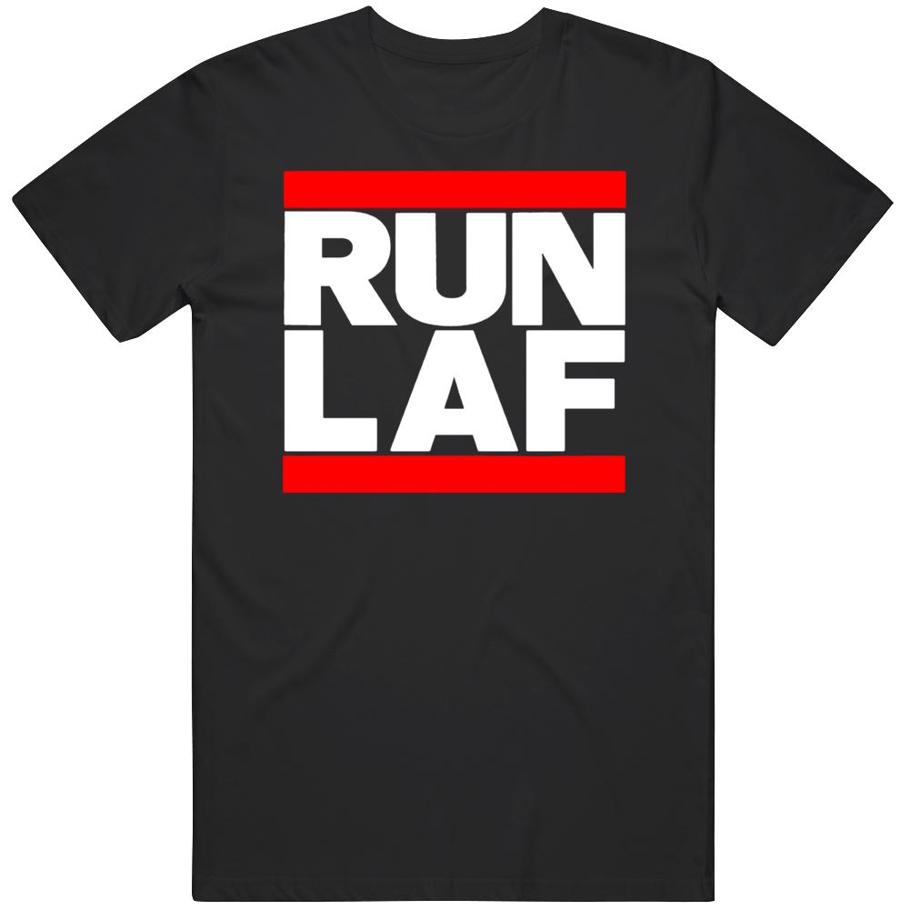 Leylah Annie Fernandez RUN LAF Canadian Tennis Star Fan T Shirt