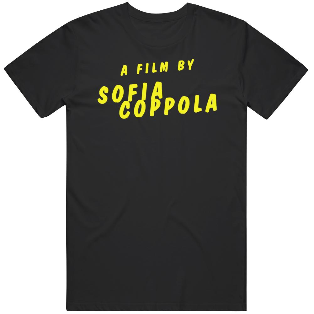 A Film By Sofia Coppola Movie Fan T Shirt