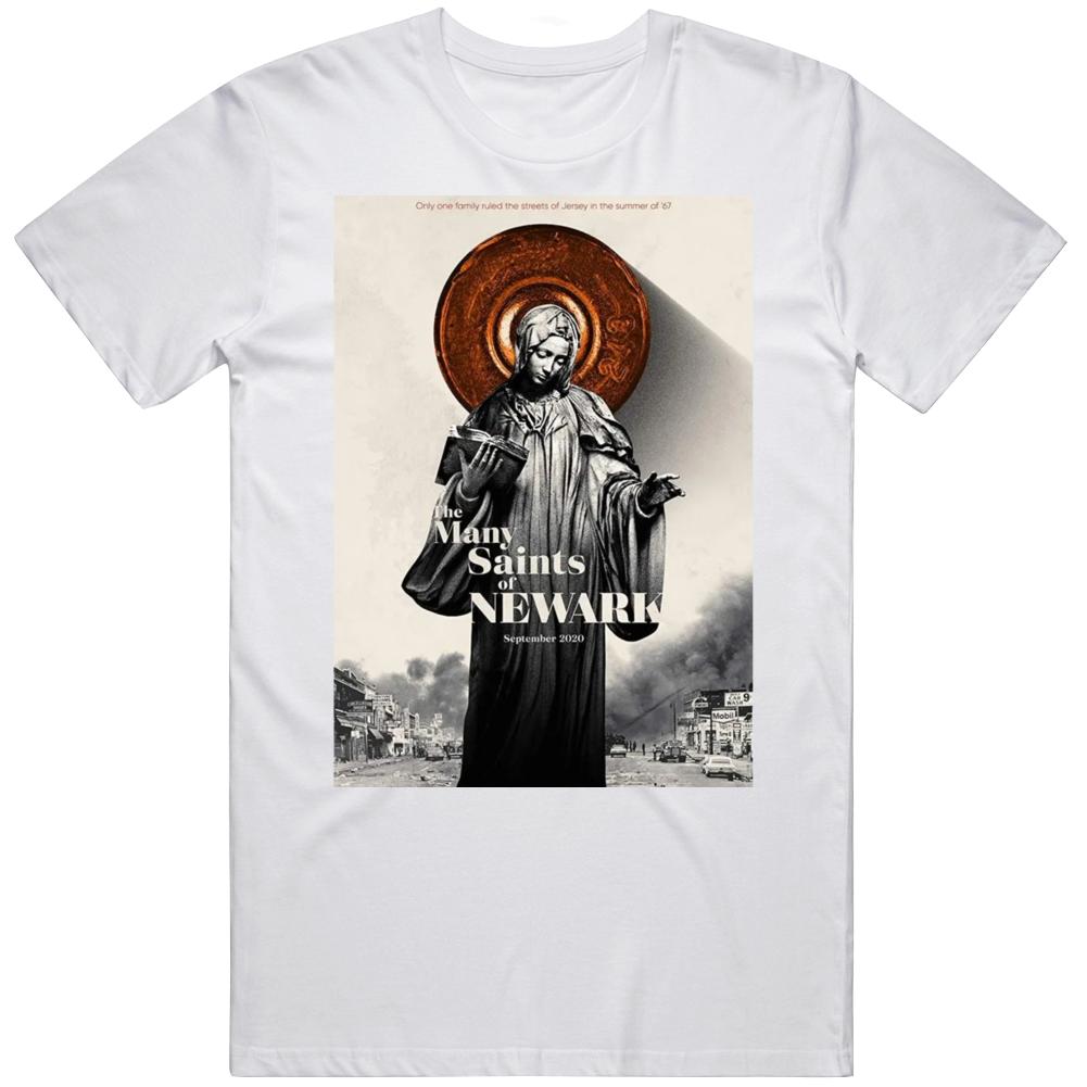 The Many Saints Of Newark Sopranos Movie  Fan V2 T Shirt