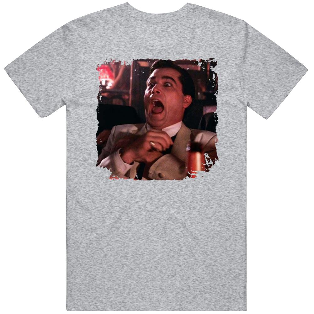 Goodfellas Hank Hill Funny Scene Gangster Movie Classic Fan T Shirt