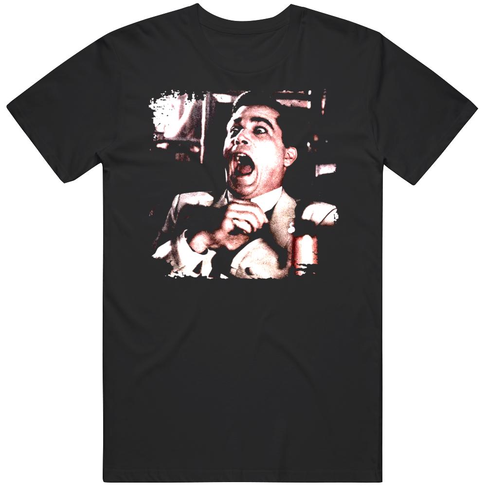 Goodfellas Hank Hill Funny Scene Gangster Movie Classic Fan v2 T Shirt