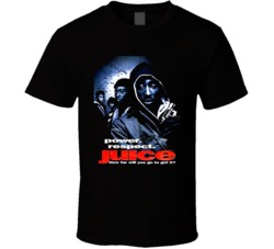 Juice Movie Poster T Shirt