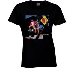 SWV Retro 90s R & B Female Group Tshirt