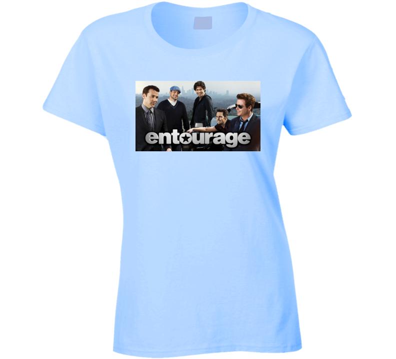 Entourage Movie Cast Tshirt