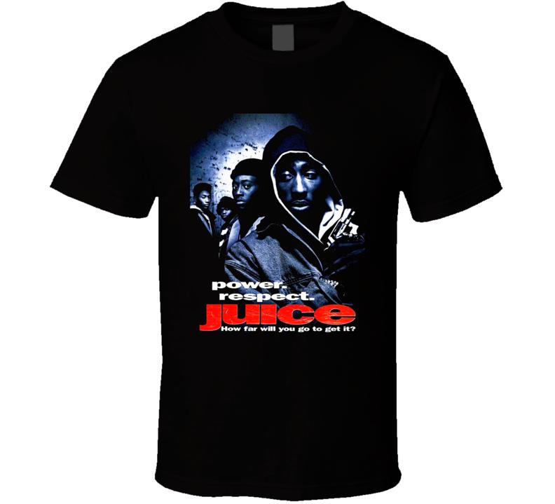 Juice Movie Poster T Shirt