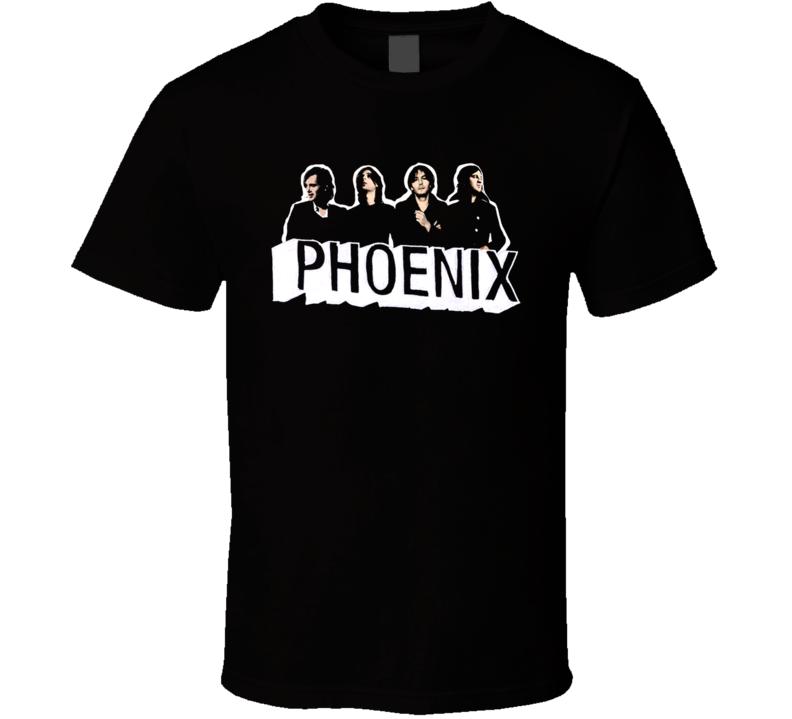 Phoenix Band Concert T Shirt