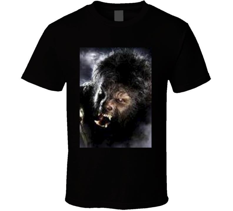 Werewolf Fangs Tshirt