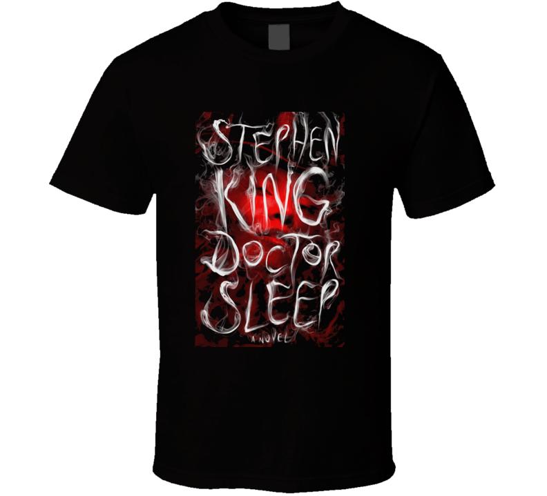 Stephen King Doctor Sleep Movie Poster T Shirt