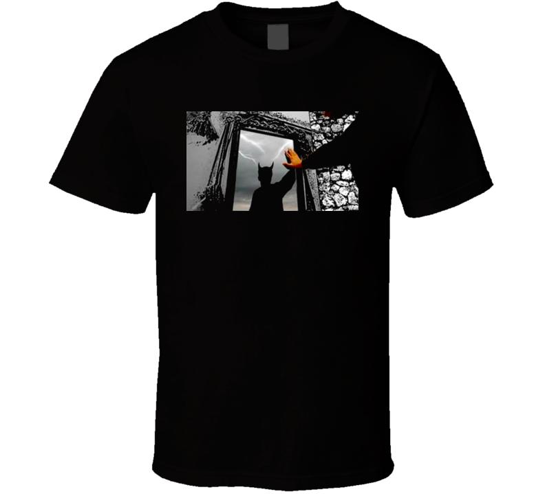 Devil Reflection T Shirt
