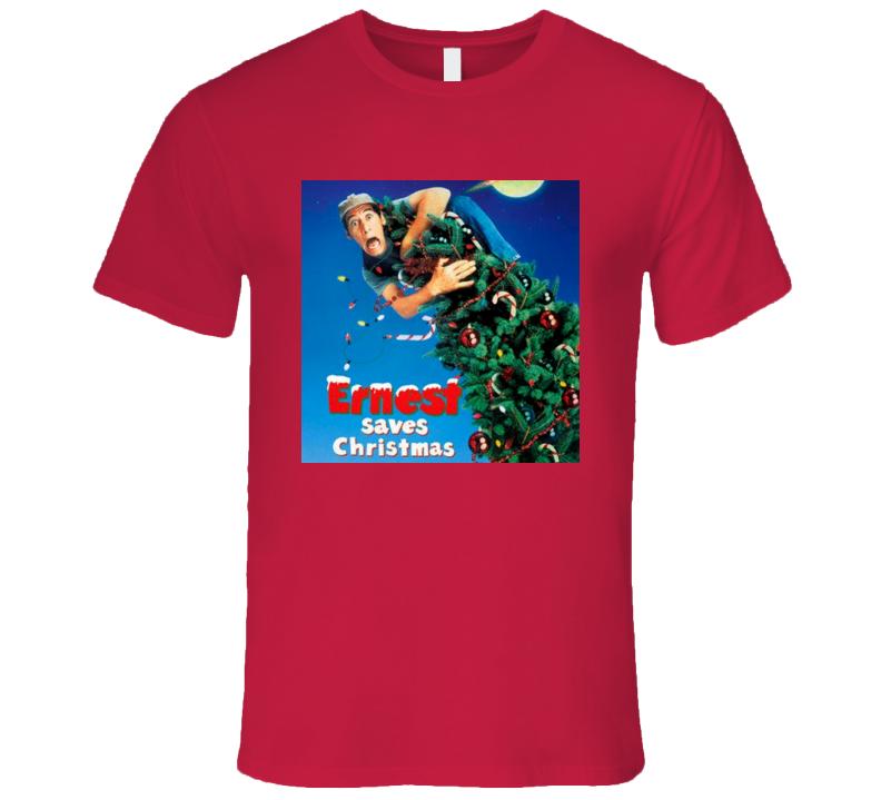 Ernest Saves Christmas Movie Tshirt
