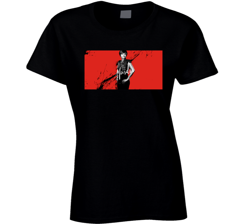 How to Get Away With Murder TV Series Poster Tshirt