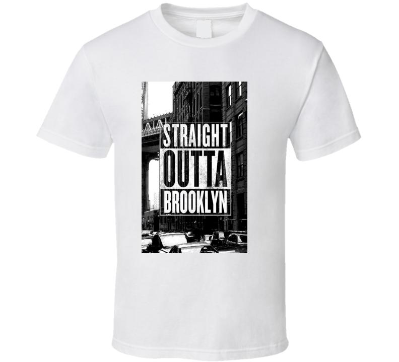Straight Outta Brooklyn Tshirt