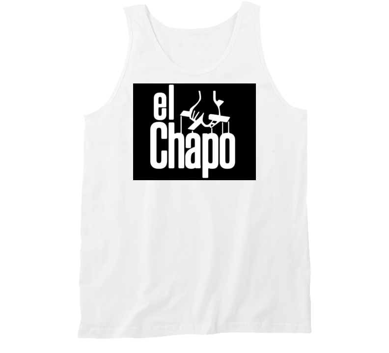 El Chapo Godfather Tanktop