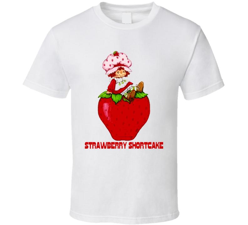 Strawberry Shortcake Strawberry T Shirt