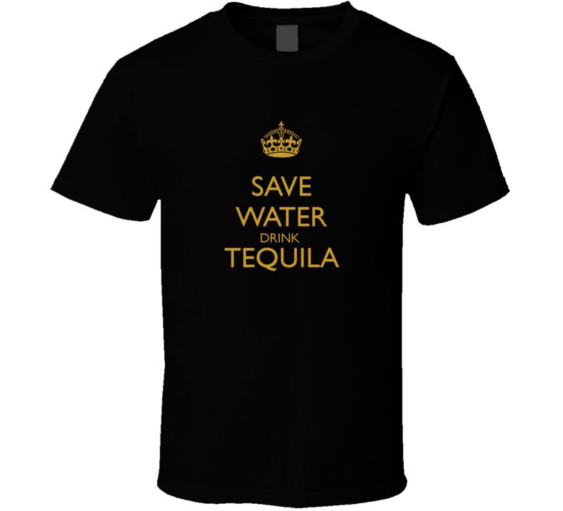 Funny Tequila Tshirt