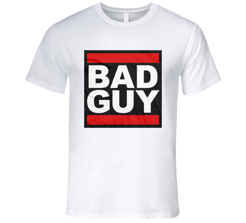 Bad Guy Logo Tshirt