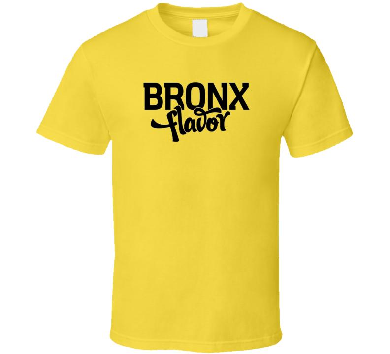 Bronx Flavor Tshirt