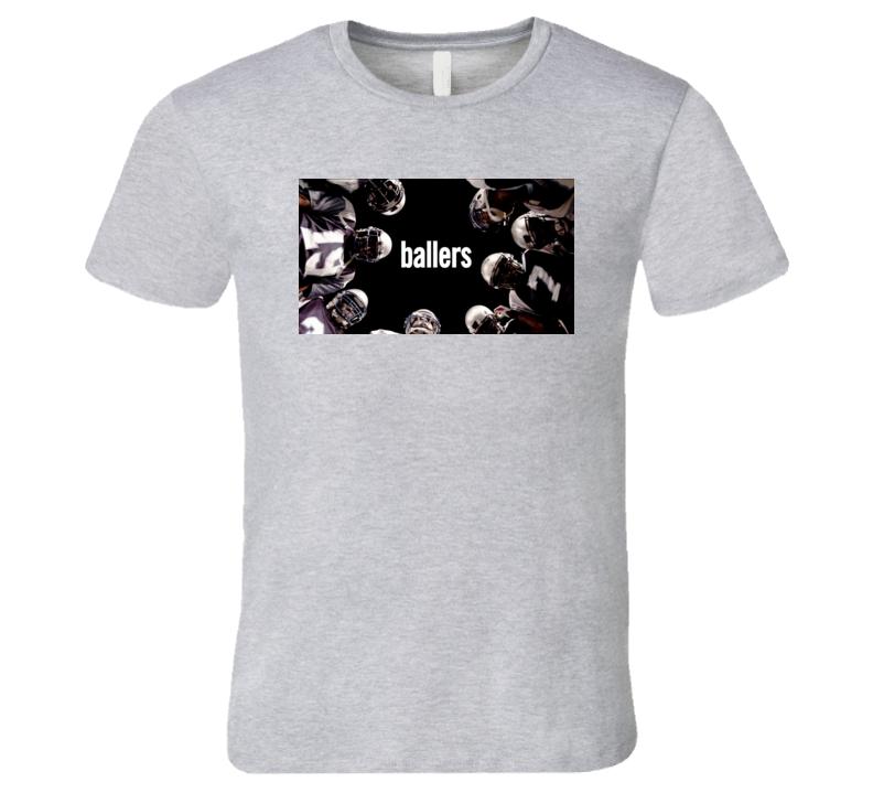Ballers TV Series Tshirt