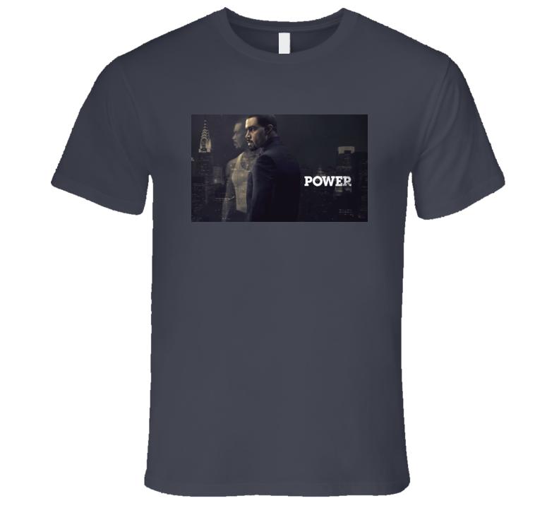 Power TV Show Tshirt