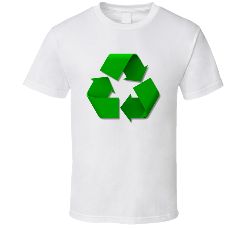 Recycle Logo Tshirt