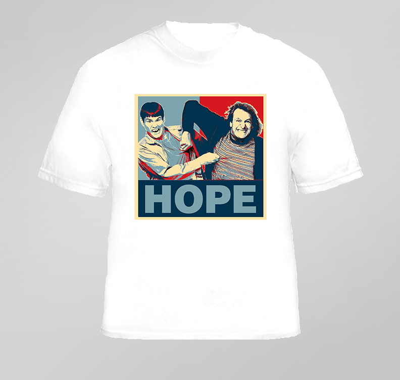 Dumb And Dumber Comedy Movie Hope T Shirt